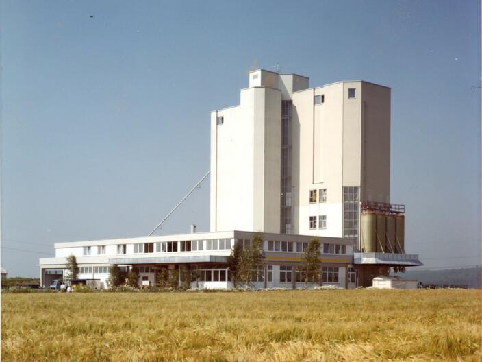 Abbildung SchapfenMühle um 1984