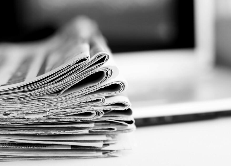 Abbildung Zeitungen