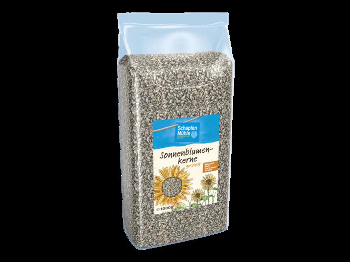 Abbildung Sonnenblumenkerne