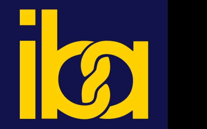 Abbildung Logo IBA München
