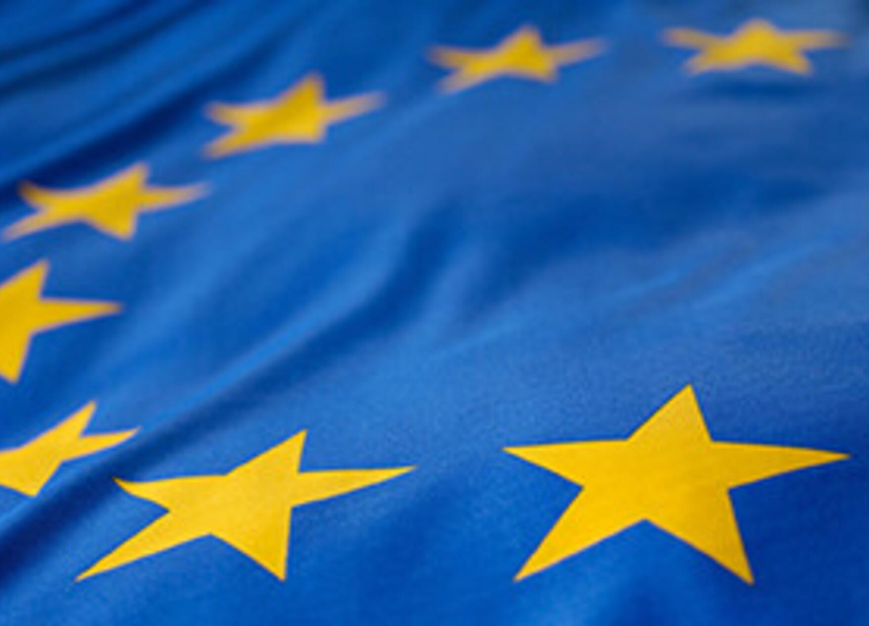 Abbildung EU-Flagge