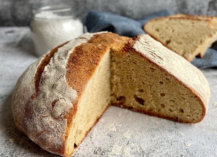 Picture Quark bread