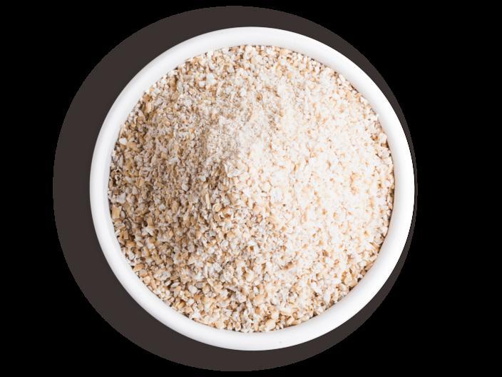 Picture oat bran